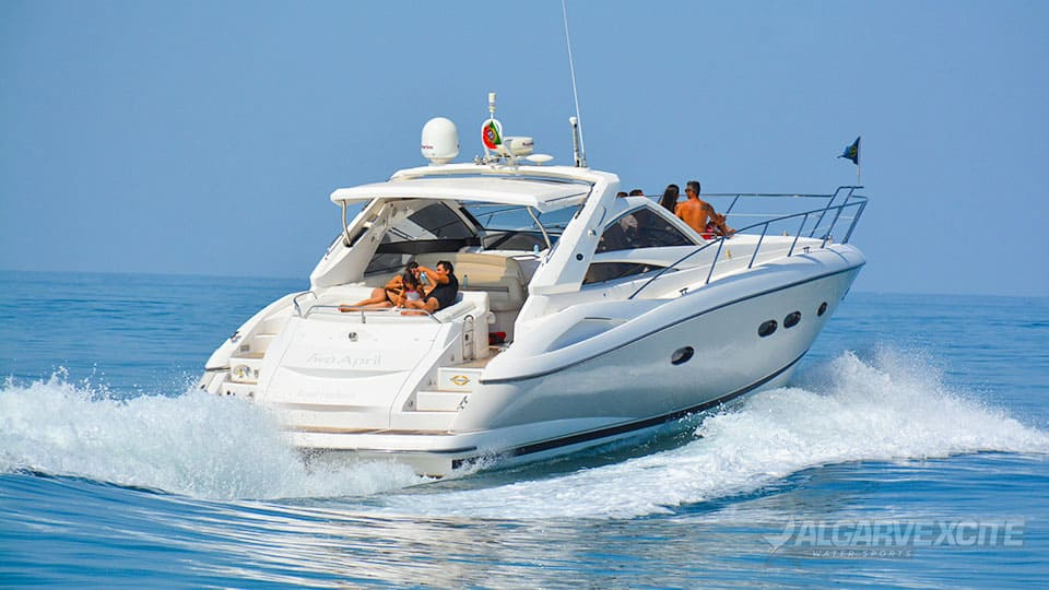 sunseeker yacht hire algarve