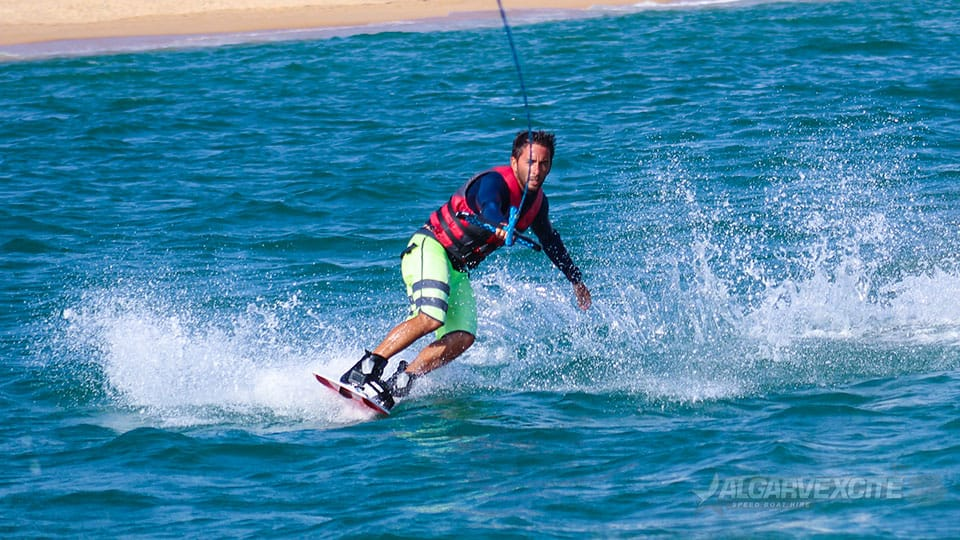 water skis skiing wakeboard algarve vilamoura