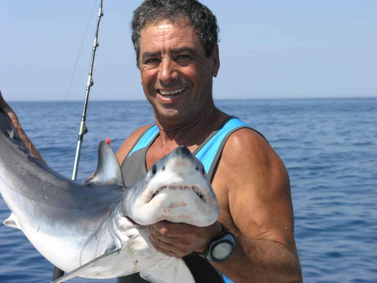 Shark Fishing in Algarve