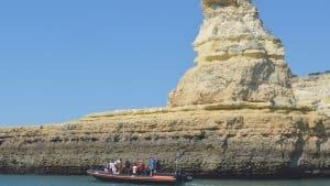 Benagil Submarine Rock