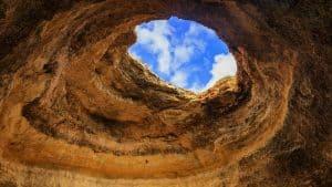 Famous Benagil Cave