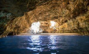 View Inside Benagil Cave
