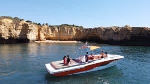 Private Boat To Secluded Beaches