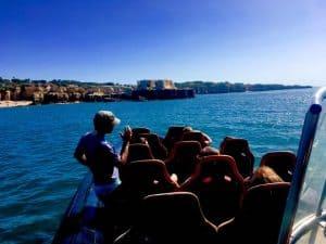 Tour Guide of the Algarve Coast