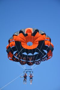 Parasailing With the Number One In The Algarve