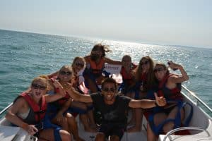 Parasailing With The Best Crew In The Algarve